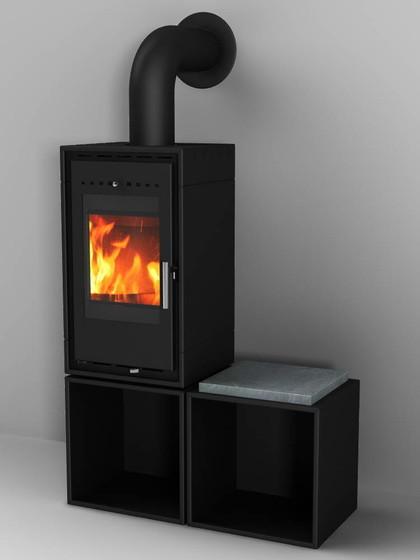 kaminofen hark 127 kominki warszawa elektryczne gazowe biokominki starkom kominki. Black Bedroom Furniture Sets. Home Design Ideas